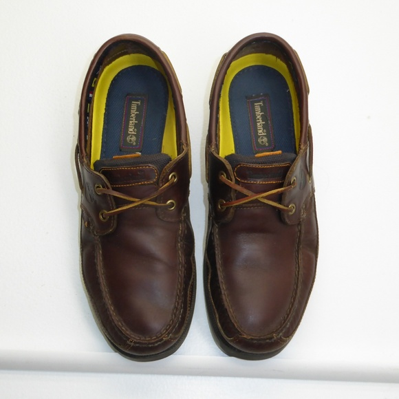 Timberland Zapatos Del Barco 10.5 xYRps